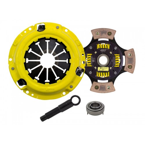 HD 4 Pad Sprung Clutch Kit Integra 1.6 86-89 200mm
