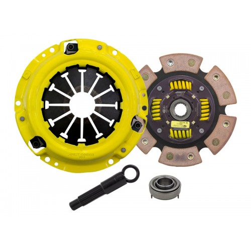 HD 6 Pad Sprung Clutch Kit Integra 1.6 86-89 200mm