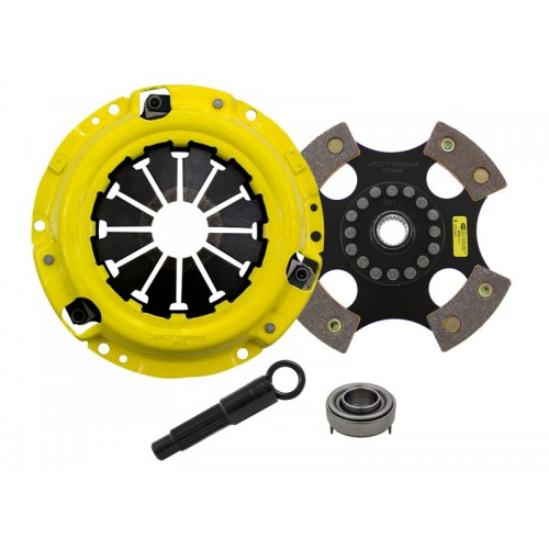 HD 4 Pad Unsprung Clutch Kit Integra 1.6 86-89 200mm