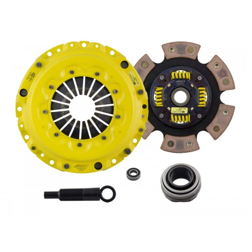 HD 6 Pad Sprung Clutch Kit Integra 90-91 Cable