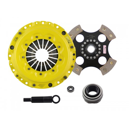 HD 4 Pad Unsprung Clutch Kit Integra 90-91 Cable