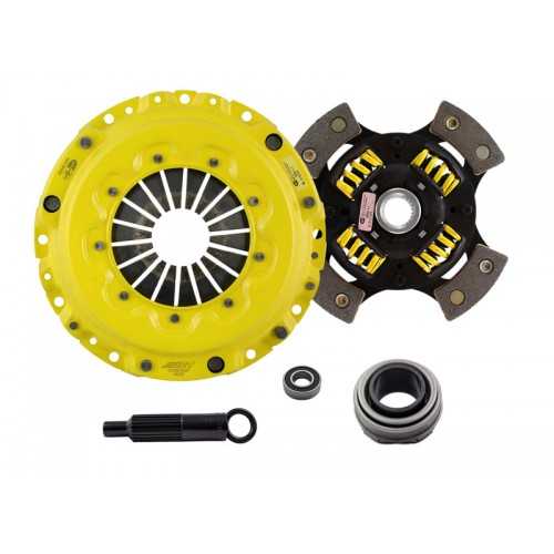 HD 4 Pad Sprung Clutch Kit Integra 92-93 Cable