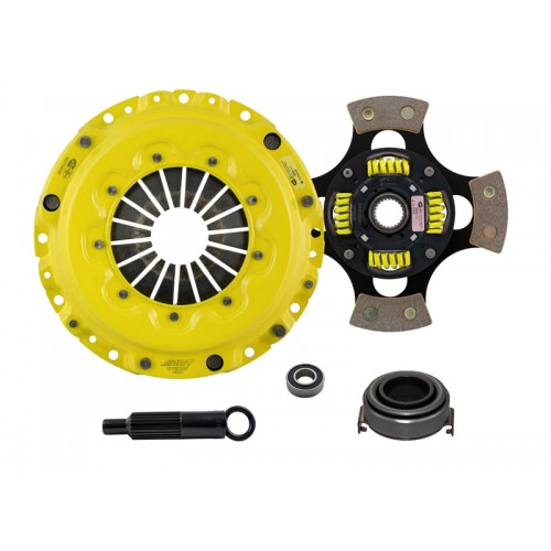 HD 4 Pad Sprung Clutch Kit Integra 94-01 Hydraulic