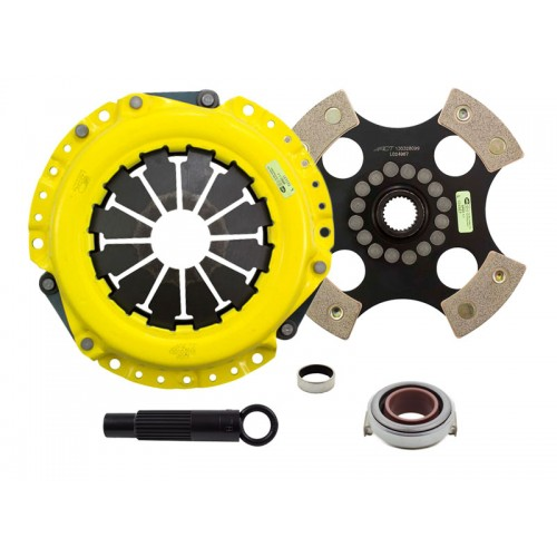 HD 4 Pad Unsprung Clutch Kit Integra Type R DC5