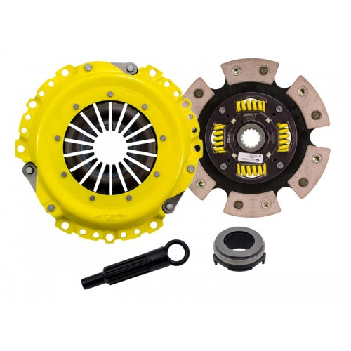 HD 6 Pad Sprung Clutch Kit Mini Cooper S (R52/R53) 02-08 Supercharged 6SPD