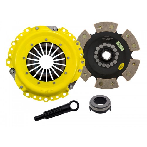 HD 6 Pad Unsprung Clutch Kit Mini Cooper S (R52/R53) 02-08 Supercharged 6SPD