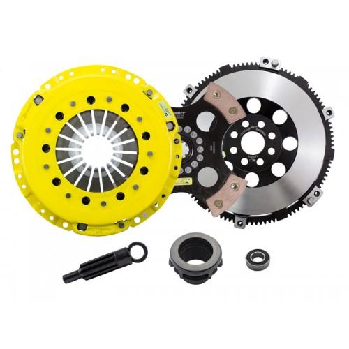 HD 4 Pad Unsprung Clutch and Flywheel Kit BMW Z3 2.5, 2.3, 1.9, 1.8 97-02