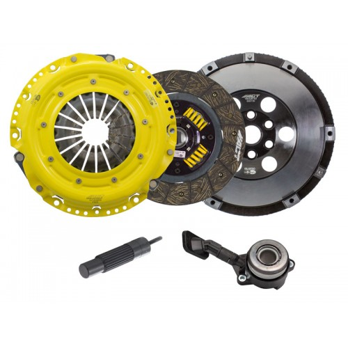 HD Organic Clutch Kit and Flywheel Ford Focus ST250 13-15