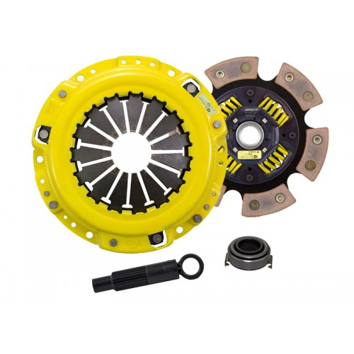 HD 6 Pad Sprung Clutch Kit Acura CL 97-99