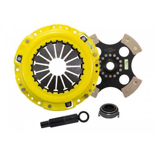HD 4 Pad Unsprung Clutch Kit Acura CL 97-99