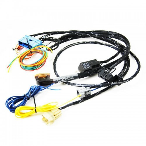 Hybrid Racing conversion harness for K-series engine into a EF 88'-91' Hf/Si Civic/CRX