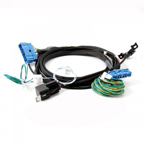 Hybrid Racing conversion harness for K-series engine into an EG Honda Civic and DC2 Acura Integra