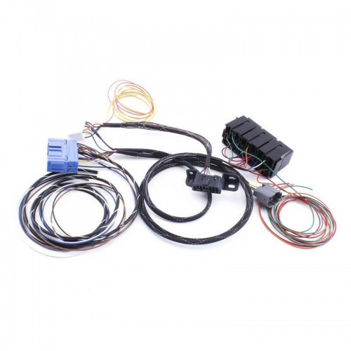 Hybrid Racing conversion harness for custom application (for 02-04 engine wiring harnesses only)