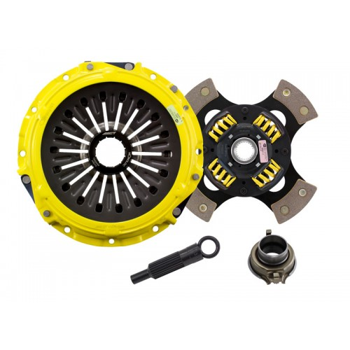HD 4 Pad Sprung Clutch Kit Lancer Evo 4-6 Conversion