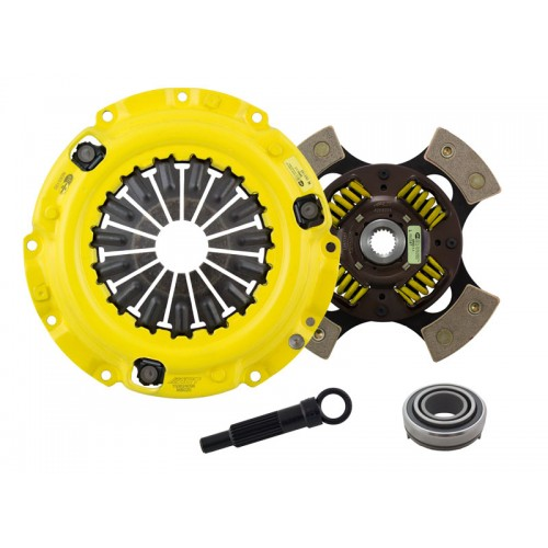 HD 4 Pad Sprung Clutch Kit Mitsubishi Eclipse GS 06-08 2.4 SOHC