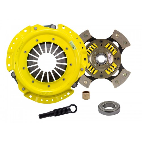 HD 4 Pad Sprung Clutch Kit Nissan 280Z,ZX 74-83 except 2+2 and Turbo 225mm