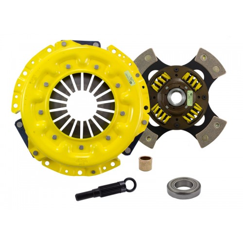 HD 4 Pad Sprung Clutch Kit Nissan 280Z, ZX 79-83 2+2 and Turbo 240mm
