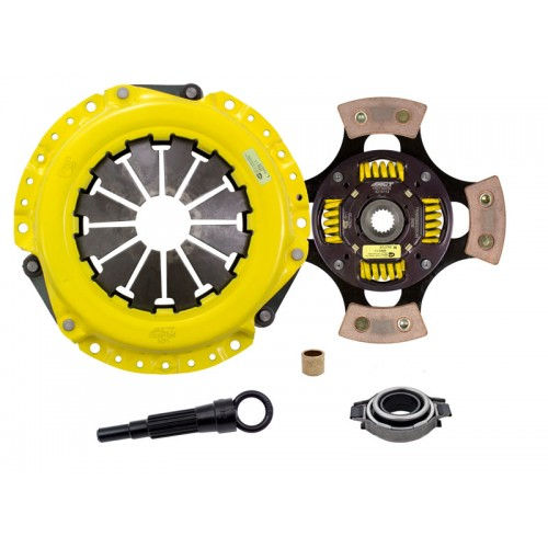 HD 4 Pad Sprung Clutch Kit Nissan NX2000 Coupe 91-93 2.0 215mm