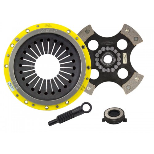 Xtreme 4 Pad Unsprung Clutch Kit Porsche 911 91-98 (964/993) 3.3 Turbo, 3.6 Twin Turbo, 3.6 Non Turbo