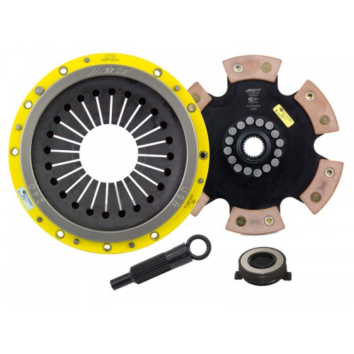Xtreme 6 Pad Unsprung Clutch Kit Porsche 911 91-98 (964/993) 3.3 Turbo, 3.6 Twin Turbo, 3.6 Non Turbo