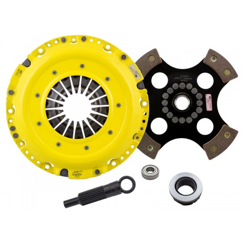 HD 4 Pad Unsprung Clutch Kit Porsche 911 02-04 (996) Carrera/Carrera 4/ Targa 3.6 Non Turbo