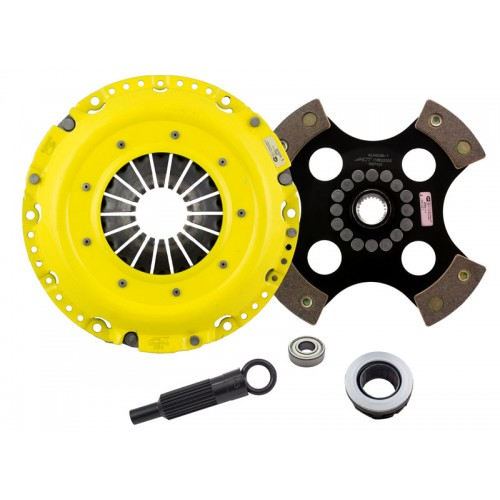 HD 4 Pad Unsprung Clutch Kit Porsche 911 99-01 (996) Carrera/Carrera 4 3.4 Non Turbo