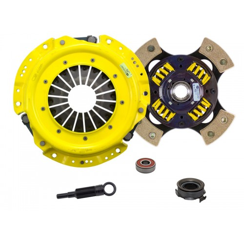HD 4 Pad Sprung Clutch Kit SAAB 9-2X 2.5i 2006 2.5 4Cyl 5Spd 225mm