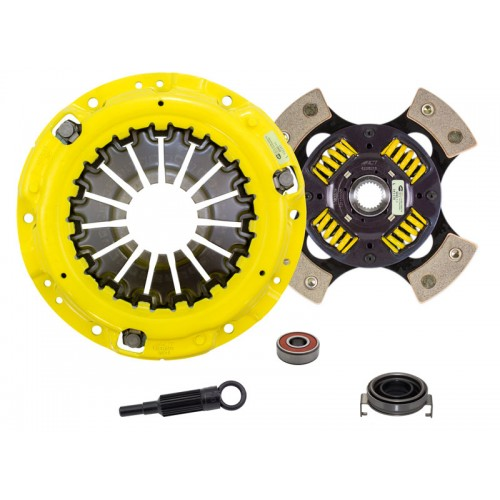 HD 4 Pad Sprung Clutch Kit SAAB 9-2X Aero 2006 2.5 Turbo 5Spd 230mm
