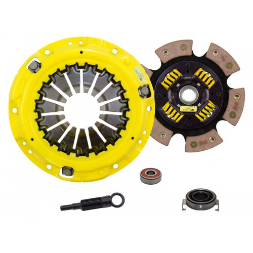 HD 6 Pad Sprung Clutch Kit SAAB 9-2X Aero 2006 2.5 Turbo 5Spd 230mm