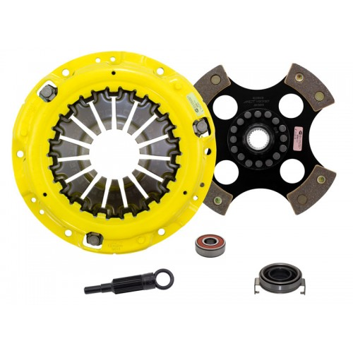 HD 4 Pad Unsprung Clutch Kit SAAB 9-2X Aero 2006 2.5 Turbo 5Spd 230mm