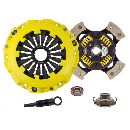 HD 4 Pad Sprung Clutch Kit SAAB 9-2X Aero 2005 2.0 Turbo 230mm
