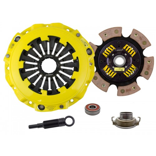HD 6 Pad Sprung Clutch Kit SAAB 9-2X Aero 2005 2.0 Turbo 230mm