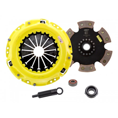 HD 6 Pad Unsprung Clutch Kit Lexus IS300 02-05 3.0 6CYL