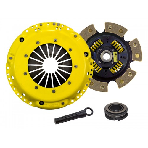 HD 6 Pad Sprung Clutch Kit Audi TT FWD 1.8T 5 Spd 99-06