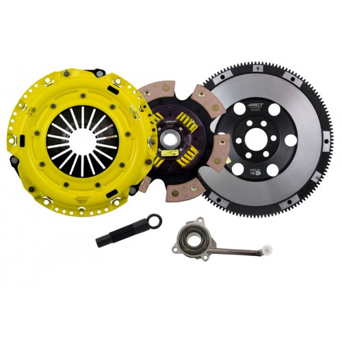 HD 6 Pad Sprung Clutch Kit Audi A3 150/180 6 Speed 98-03
