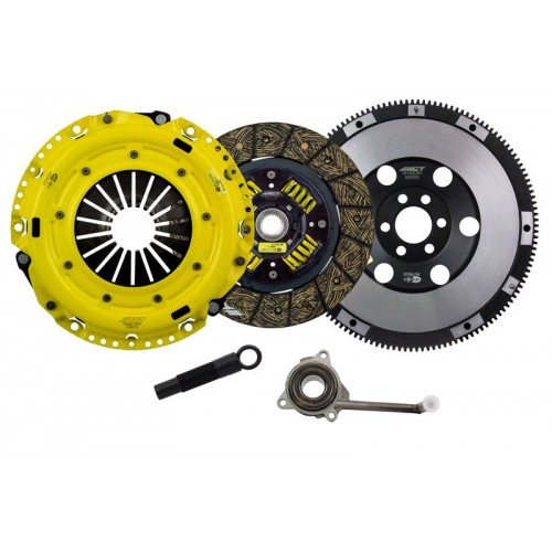 HD Organic Clutch Kit Audi A3 150/180 6 Speed 98-03